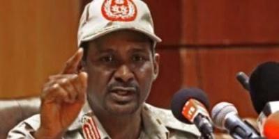 نائب السيادة السوداني: البلاد تمر بمنعطف وضائقة اقتصادية