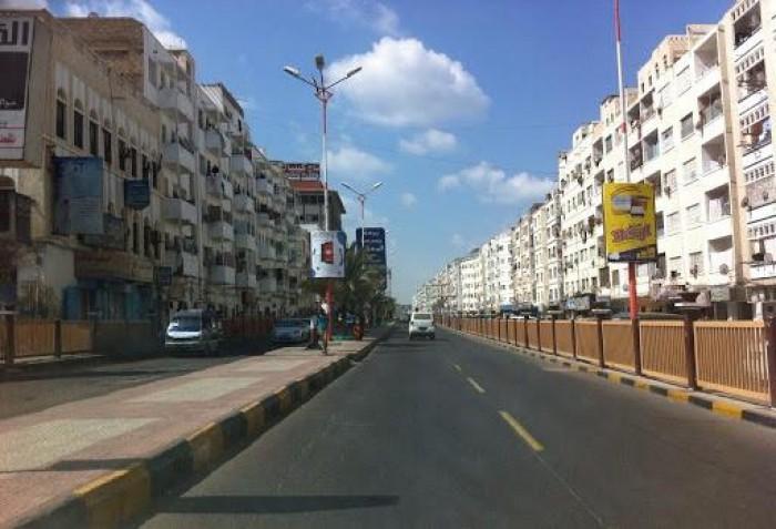 للوقاية من كورونا.. تعقيم شوارع وأحياء المعلا