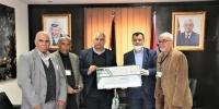 فلسطين تشيد بدعم دولة الإمارات المالي والطبي لمكافحة كورونا