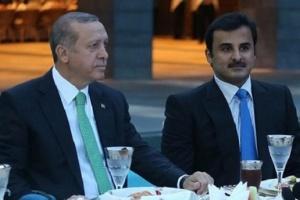 صحفي سعودي يسخر من أردوغان بسبب أمير قطر (تفاصيل)