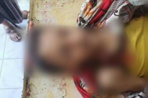 قناص حوثي يقتل طفلا ويجرح شقيقه في تعز (صور)