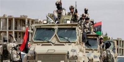 الجيش الوطني الليبي يستهدف مخزن أسلحة لمليشيا مصراتة (تفاصيل)