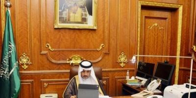 """انعقاد مجلس الشورى السعودي بتقنية """"الفيديو"""" تحسبًا لكورونا (صور)"""