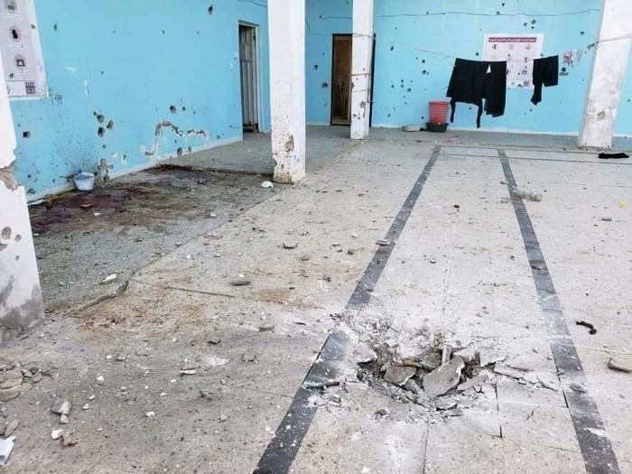 """""""الشؤون الإنسانية"""": قصف سجن تعز """"انتهاك مروع"""""""