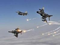 غارات جوية على الجوف.. التحالف يحاول فض تلاحم الحوثي والشرعية