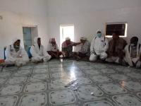 """بتعقيم 30 مسجدا.. تواصل جهود """"انتقالي ساه"""" لمجابهة كورونا"""