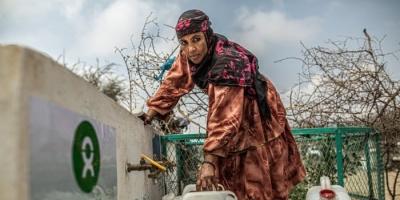 أوكسفام: زيادة خدمات الصرف بمخيمات النازحين  تحسبا لكورونا