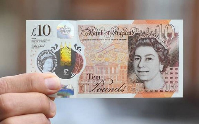 تراجع الجنيه الإسترليني أمام الدولار الأميركي بعد تدهور صحة جونسون