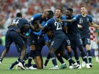 المنتخب الفرنسي يوجه الشكر إلى الأطقم الطبية على دورهم في أزمة كورونا