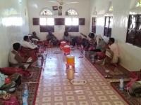 """""""انتقالي شبوة"""" يوسع مراكزه في المحافظة"""