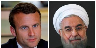 ماكرون يطالب بالإفراج عن المواطنة حاملة الجنسيتين الفرنسية والإيرانية