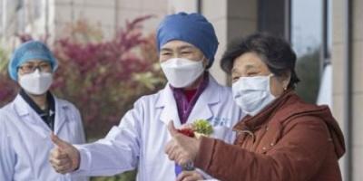 متحدية «كورونا».. الصين اليوم الثلاثاء بدون حالة وفاة