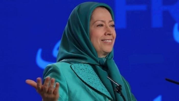 رجوي تُطالب بالإفراج عن السجناء السياسيين في إيران