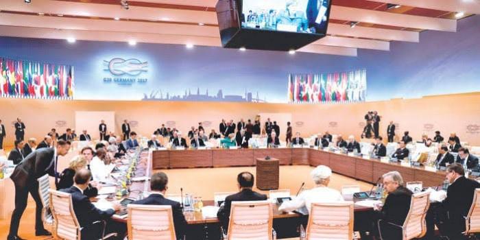 بطلب من السعودية.. اجتماع طارئ لمجموعة العشرين الجمعة