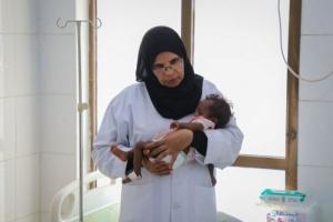 """""""أوتشا"""" يطلب تمويلا للبرامج الصحية في اليمن"""