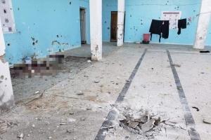 بالأسماء.. ضحيات القصف الحوثي على سجن تعز