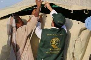 """453 مشروعا لـ""""سلمان للإغاثة"""" في اليمن"""