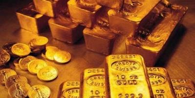 """مخاوف الركود الاقتصادي جراء """"كورونا"""" تهوي بالذهب وترفع الأسهم"""