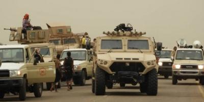 """""""المشتركة"""" تردع هجوما حوثيا على الدريهمي"""
