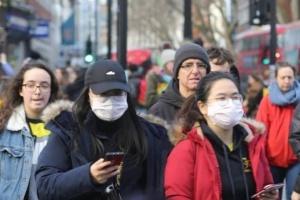 بريطانيا تعلن ارتفاع وفيات كورونا إلى 5655