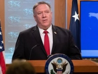 بومبيو: سنستمر في منع المشروع النووي الإيراني  