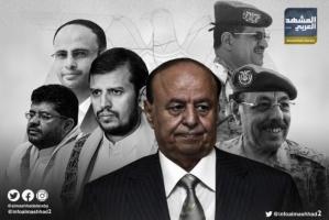الاتفاق الحوثي - الإخواني.. محور الشر يتكالب على الجنوب