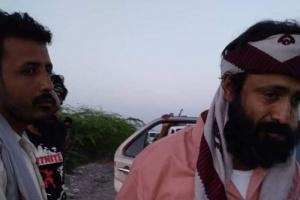 القوات الجنوبية تتسلم أبو وسام اليافعي