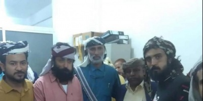 استقبال حافل لأبو وسام اليافعي في زنجبار (صور)