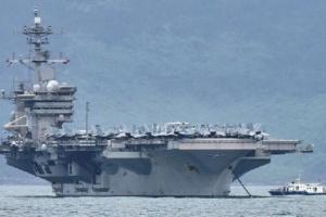 ارتفاع إصابات كورونا على متن حاملة الطائرات الأمريكية إلى 230 حالة