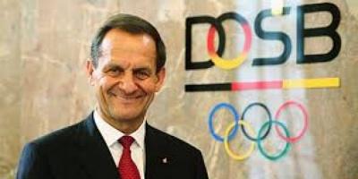 رئيس الاتحاد الألماني للرياضات الأولمبية جميع يبدي قلقه بسبب أزمة كورونا