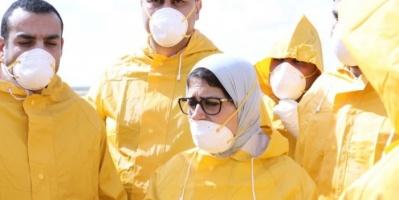 مصر تُسجل 9 وفيات جديدة و110 إصابات بكورونا
