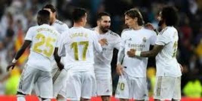 رسميا.. ريال مدريد يعلن خفض رواتب لاعبيه