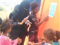 """""""صندوق السكان"""": توعية الأمهات بالوقاية من كورونا"""