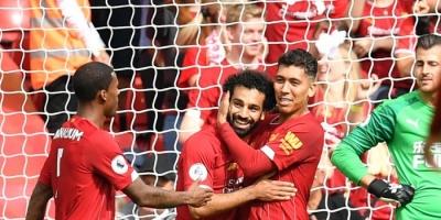 أسطورة أرسنال يختار صلاح و7 لاعبين من ليفربول في تشكيله المفضل