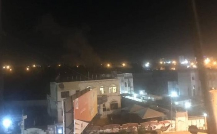 بعد هدنة التحالف.. سقوط صاروخ حوثي على مأرب