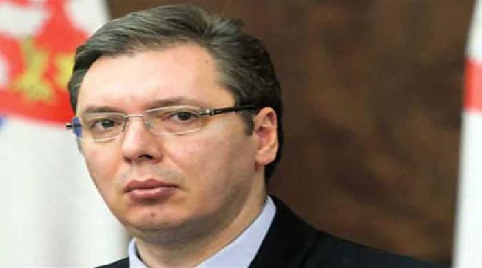 «كورونا» يصطاد نجل رئيس صربيا
