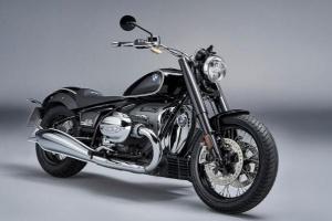 بي إم دبليو تكشف النقاب عن دراجتها النارية R 18 الجديدة
