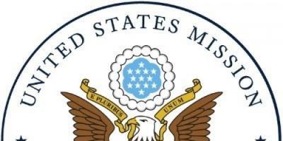 السفارة الأمريكية ترحب بوقف التحالف العمليات العسكرية