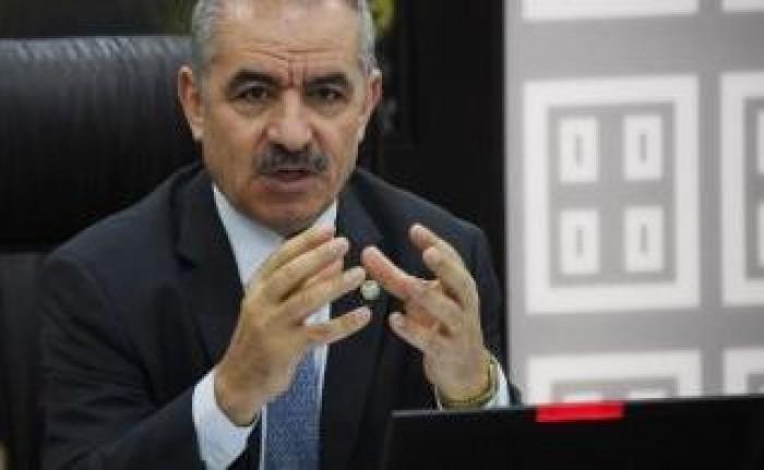 رئيس الحكومة الفلسطينية: العجز في الموازنة سيصل إلى 1.4 مليار دولار بسبب كورونا