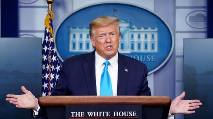 ترامب يعقد مؤتمرا بالهاتف مع بوتين والعاهل السعودي لبحث اتفاق خفض النفط
