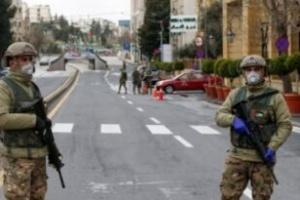 «كورونا».. حظر تجوال شامل في الأردن