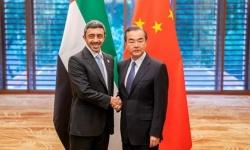 مباحثات ثنائية بين الإمارات والصين حول مستجدات أزمة كورونا