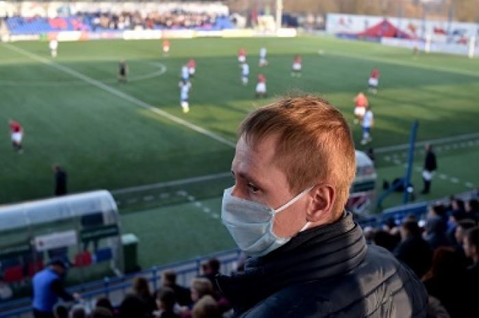 دوري بيلاروسيا يواصل تحدي كورونا