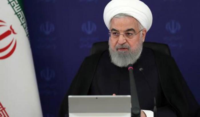 روحاني: سنرفع قيود التنقل بسبب كورونا وسنستأنف الأعمال الإقتصادية