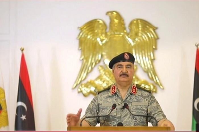 الجيش الوطني الليبي ينجح في السيطرة على بوابة أبوقرين الغربية