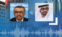 الصحة العالمية تشكر الإمارات على تضامنها مع المنظمة في كبح كورونا