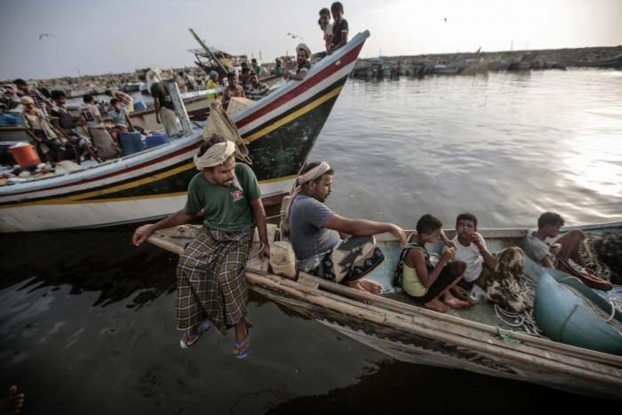 كلفة أخرى للحرب.. الصيادون يدفعون ثمن إرهاب الحوثي