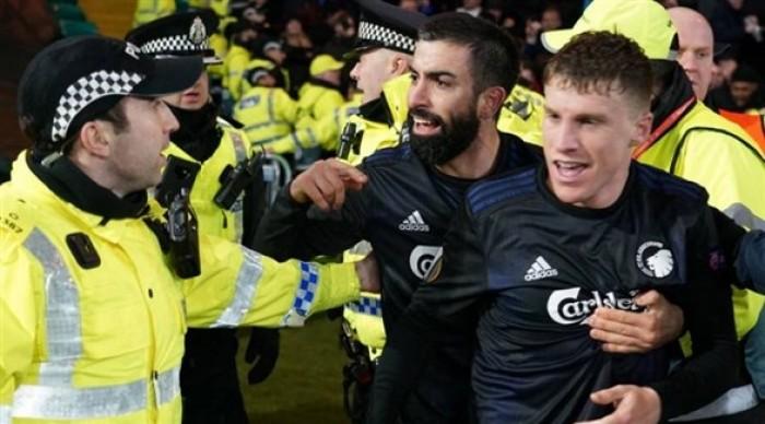 اليويفا يعلن معاقبة سانتوس لاعب كوبنهاجن بالإيقاف ثلاث مباريات