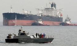 إيران تحتجز ناقلة نفط في خليج عمان