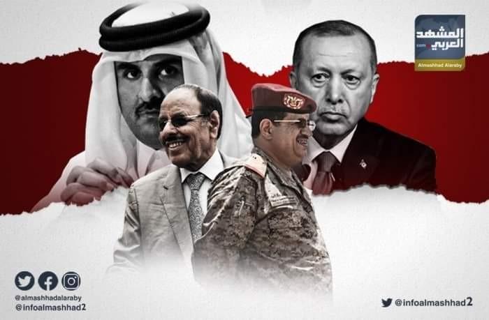 إرهاب الشرعية في سقطرى.. عين على تركيا وأخرى على عدن (ملف)